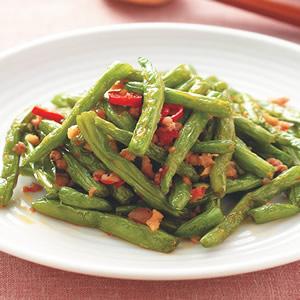 乾扁四季豆(2)