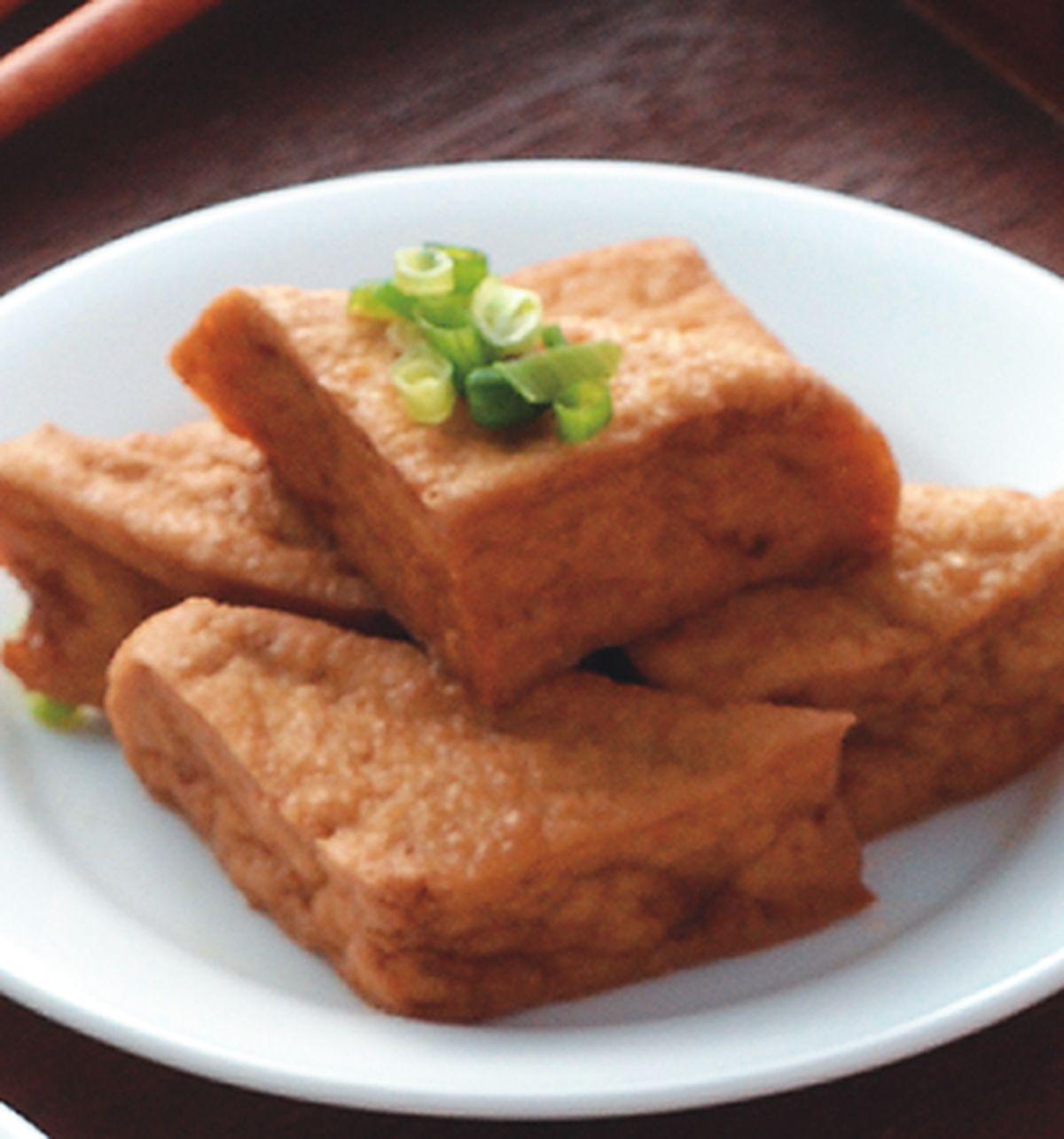 食譜:滷油豆腐(1)