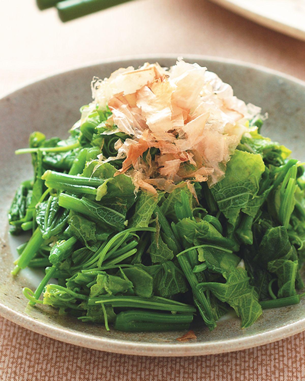 食譜:涼拌龍鬚菜(1)
