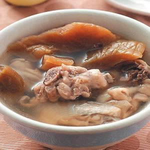 瓜仔雞湯(2)