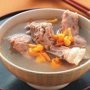 金針排骨湯(1)