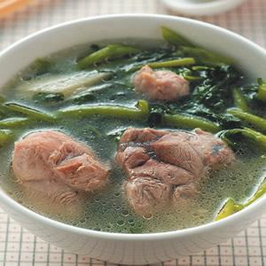 西洋菜瘦肉湯