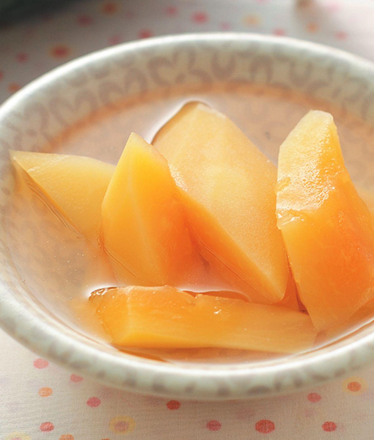 食譜:木瓜燉冰糖