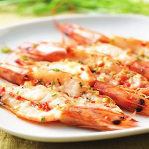 泰式烤鮮蝦