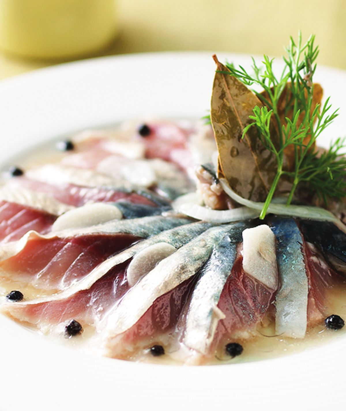 食譜:醋漬鯖魚沙拉