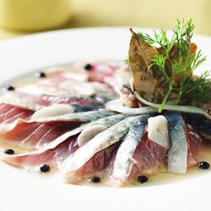 醋漬鯖魚沙拉