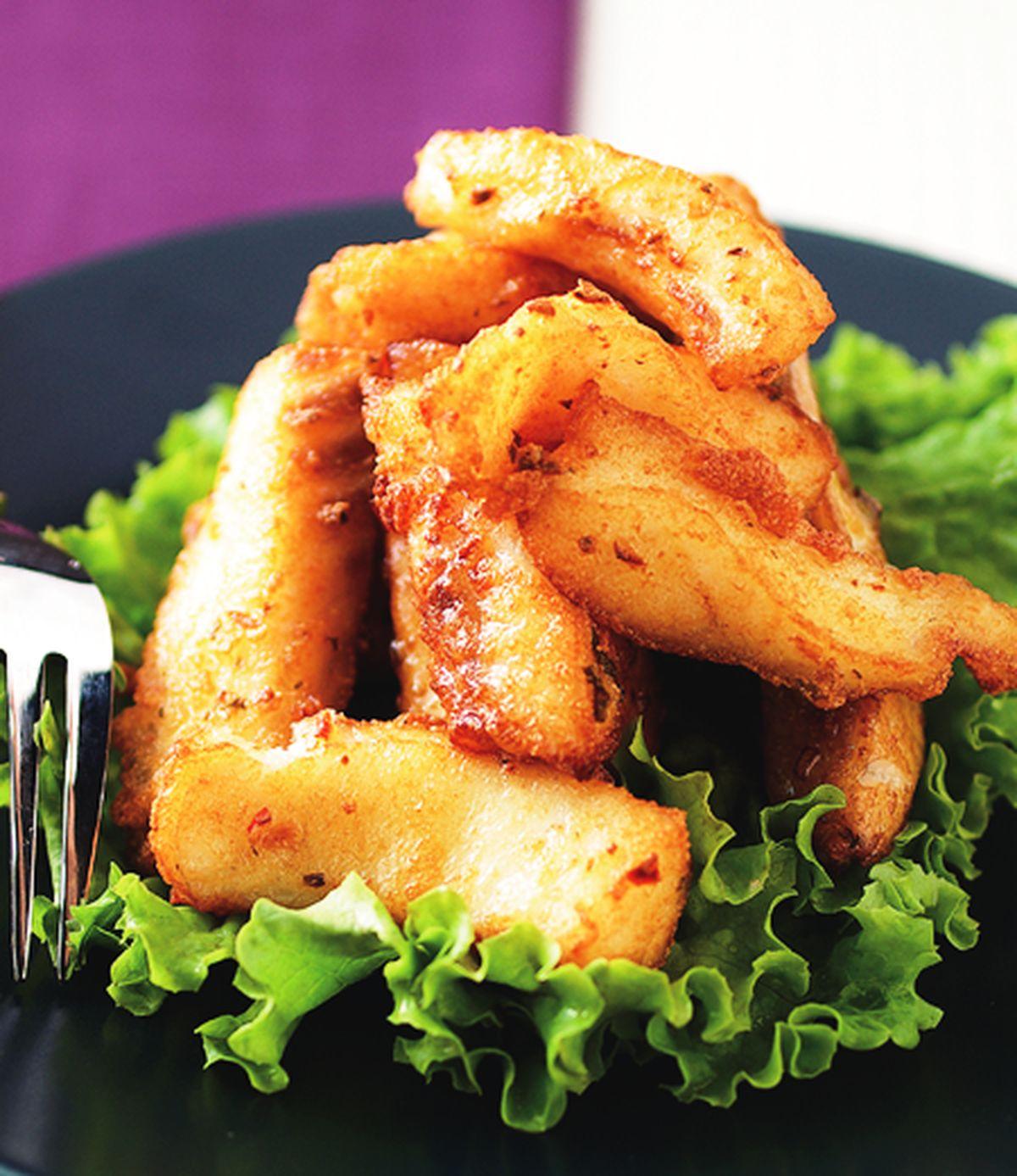 食譜:泰式酥炸魚柳