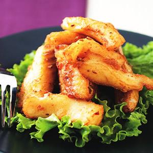 泰式酥炸魚柳