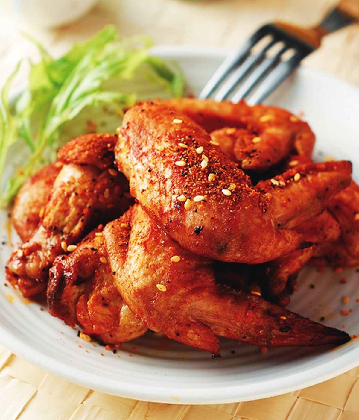 食譜:墨西哥烤雞翅