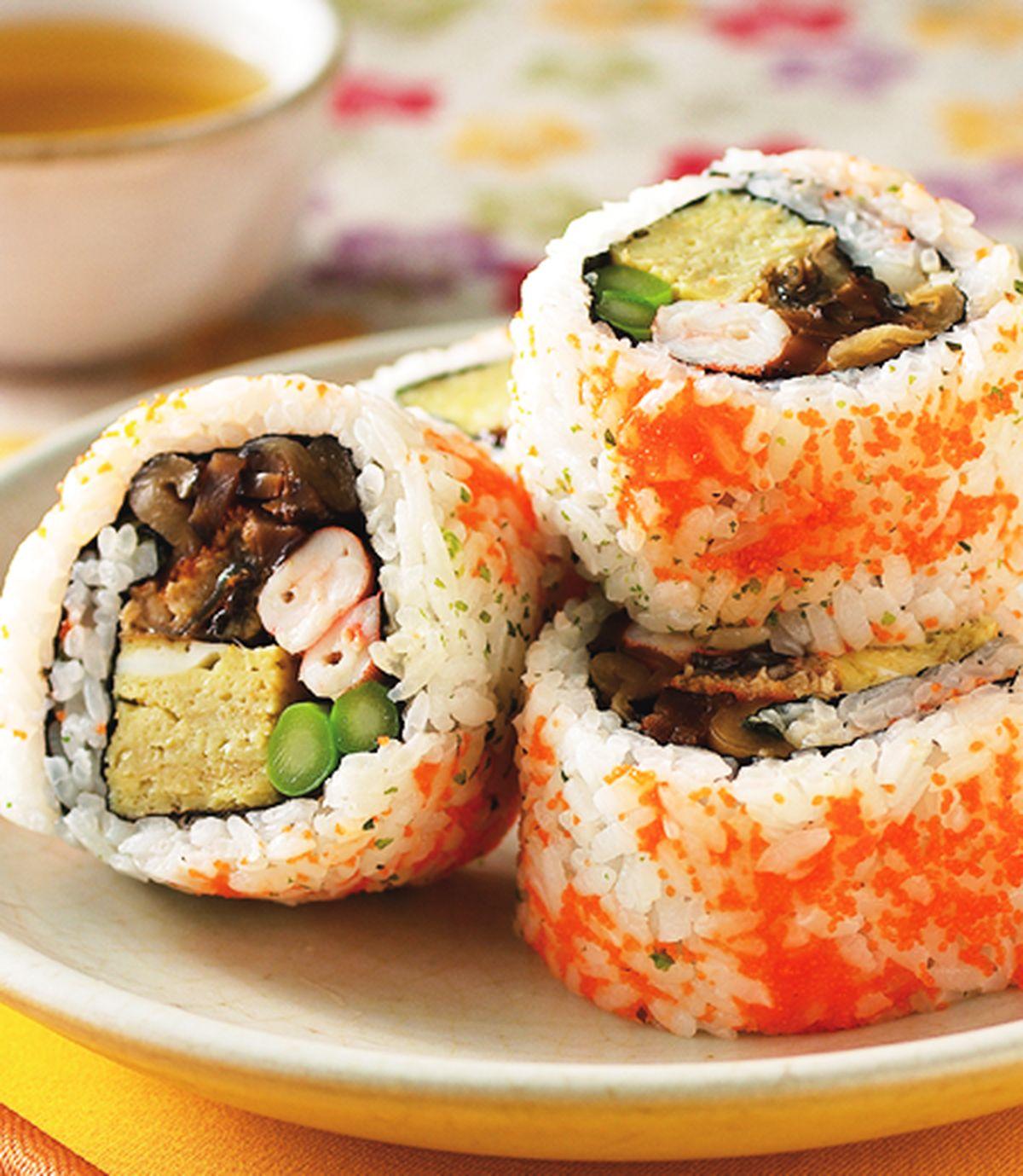 食譜:花壽司