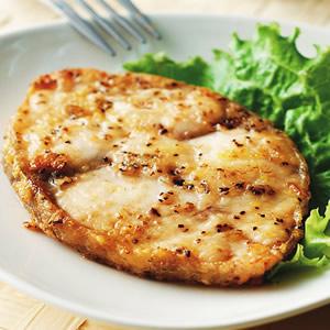 乾煎鱈魚(1)