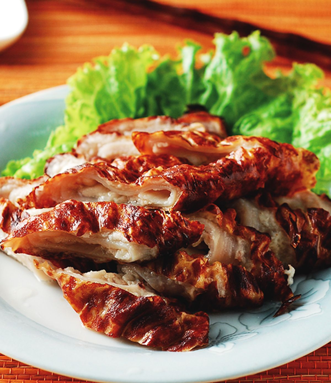 食譜:脆皮肥腸(1)