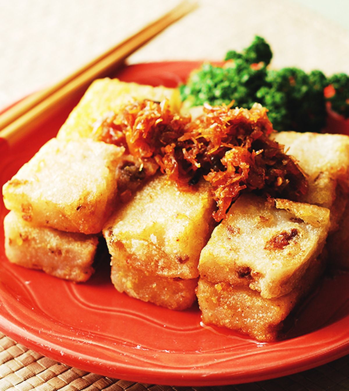 食譜:XO醬蘿蔔糕(1)