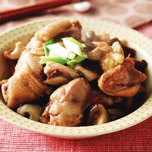 香菇蒸雞(1)