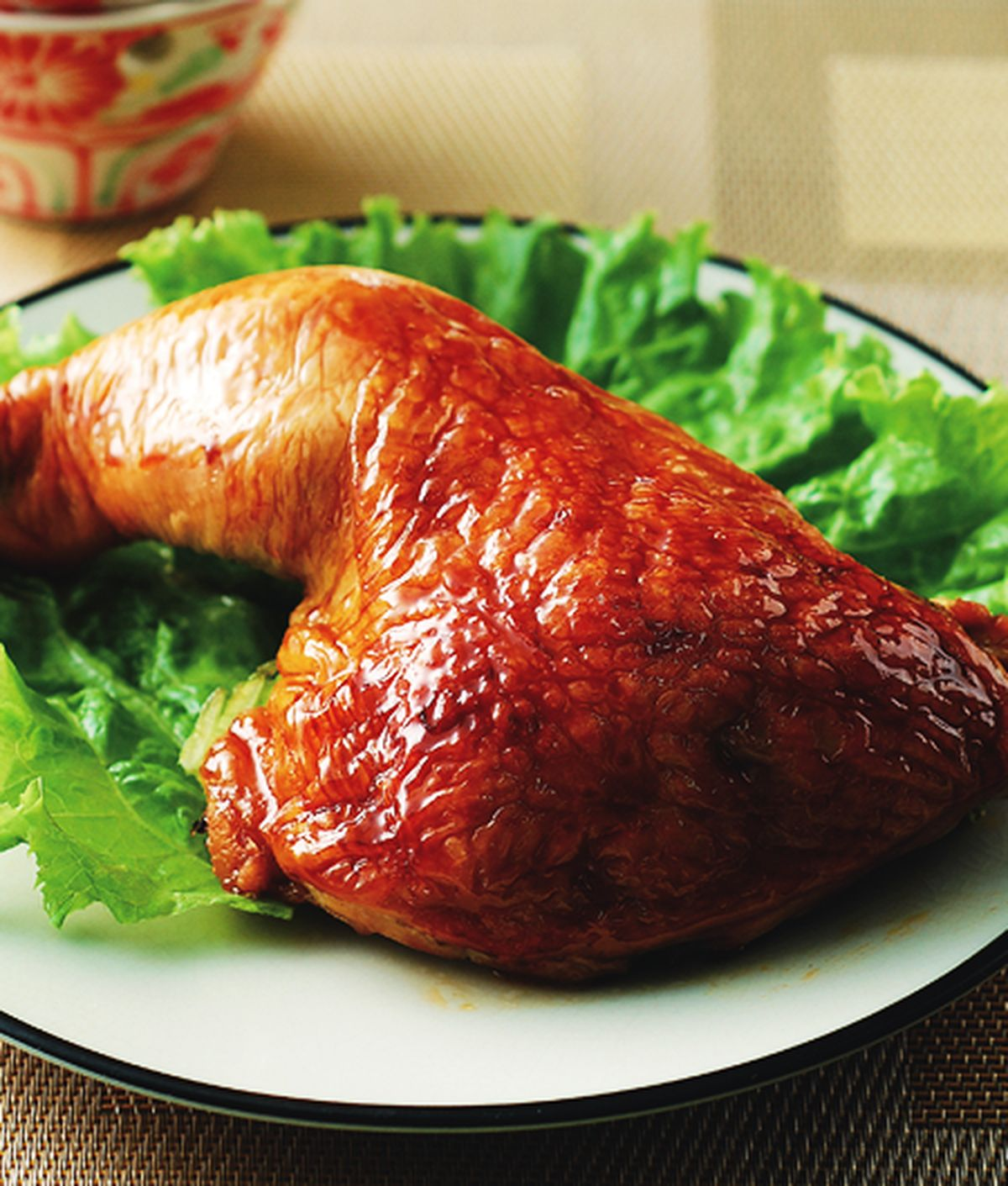 食譜:照燒雞腿(5)