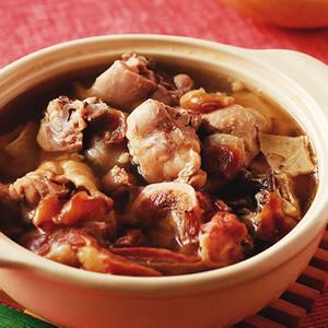 金華煲雞湯