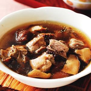 香菇雞湯(4)