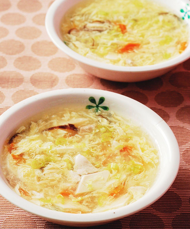 食譜:魚片豆腐羹