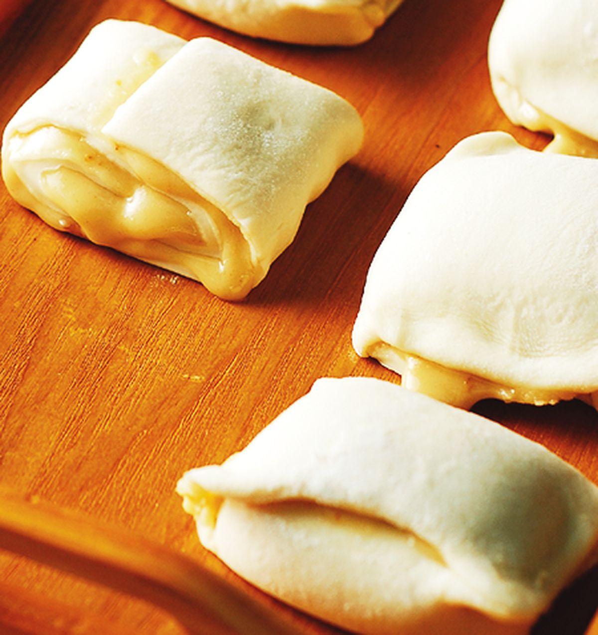 食譜:燒餅麵糰