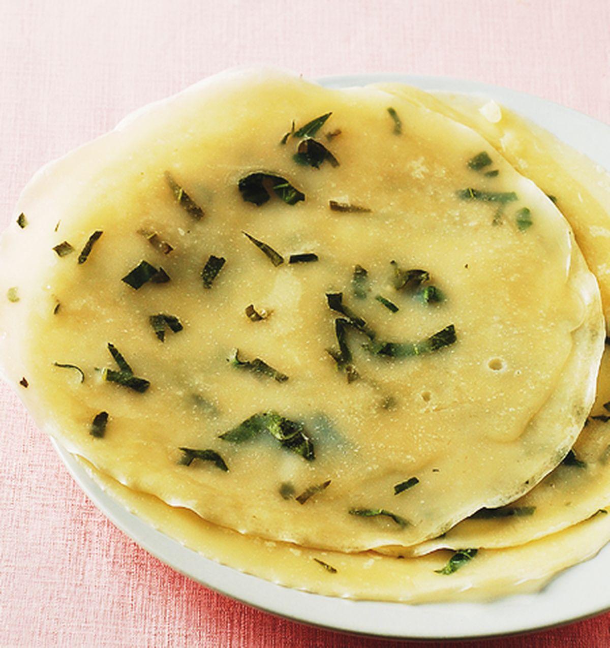 食譜:香椿餅皮