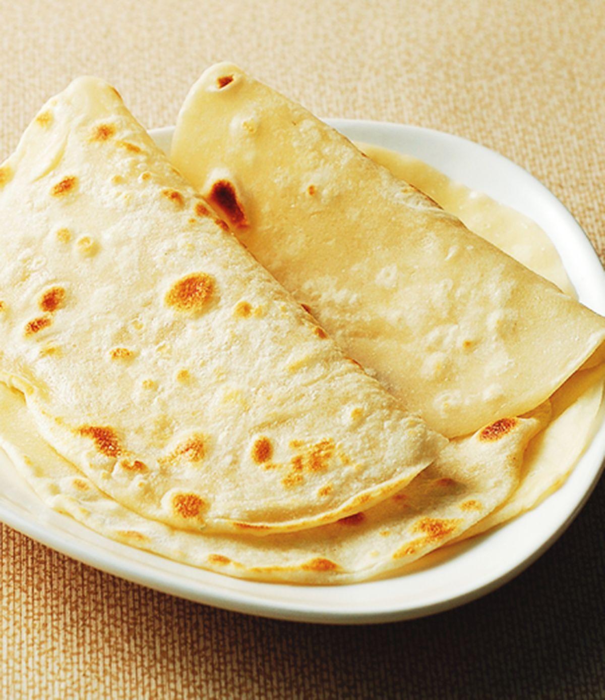 食譜:荷葉餅皮