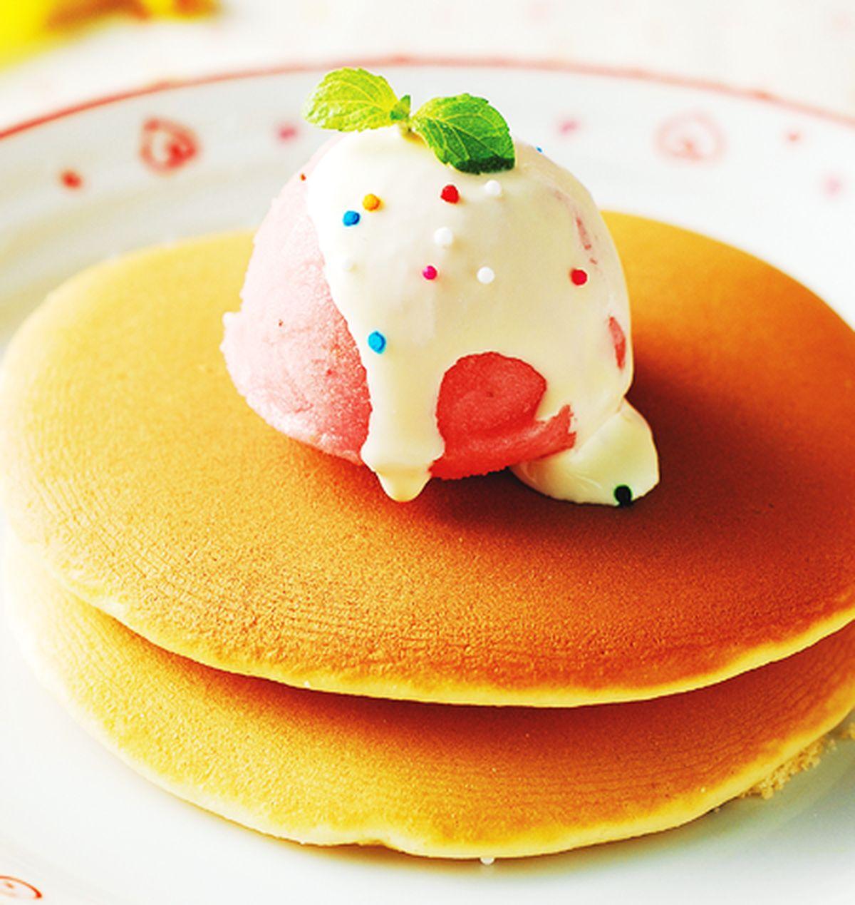食譜:冰淇淋鬆餅(1)