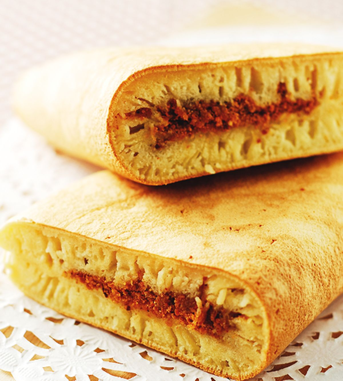 食譜:花生麵煎餅