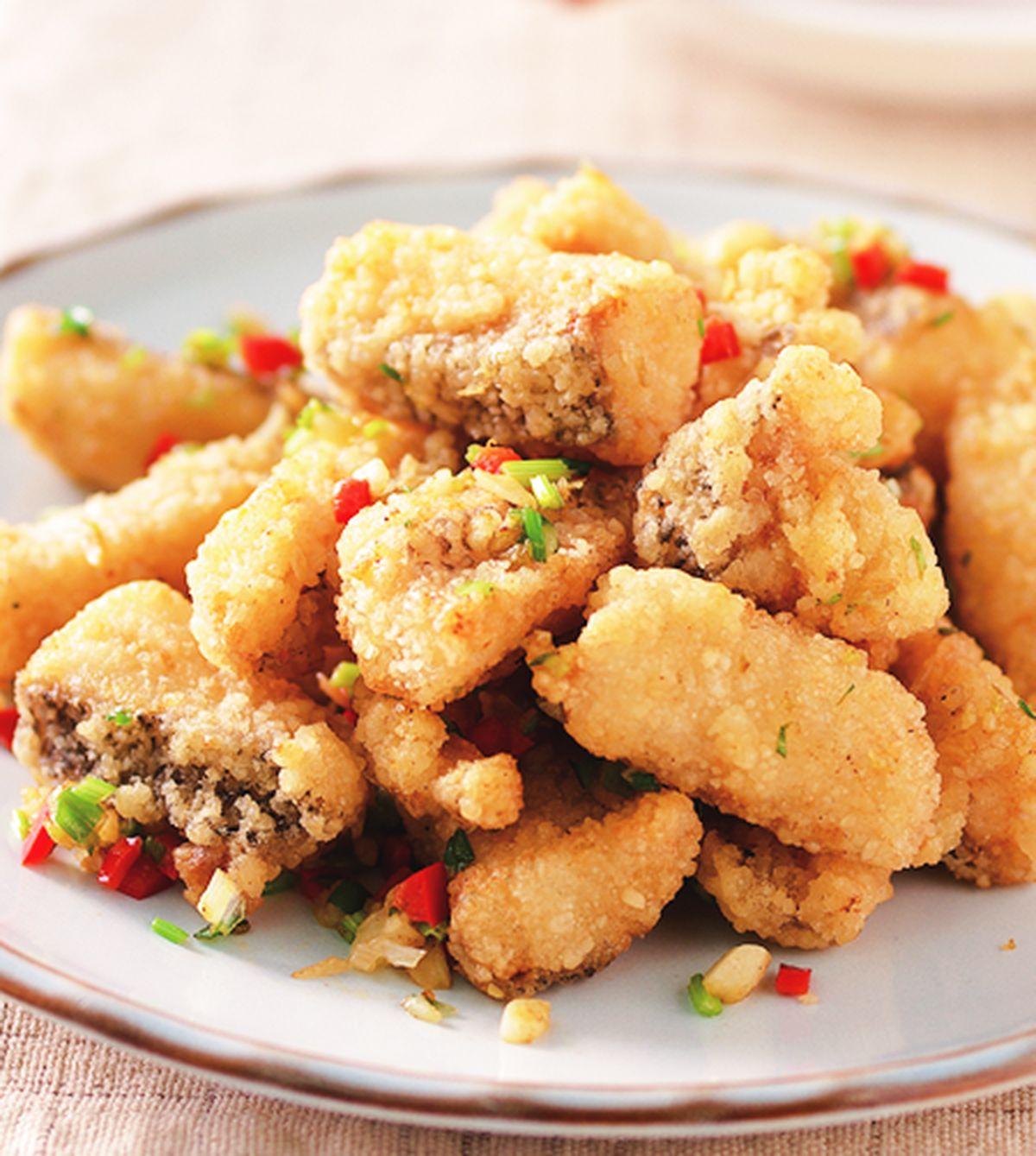 食譜:椒鹽魚柳