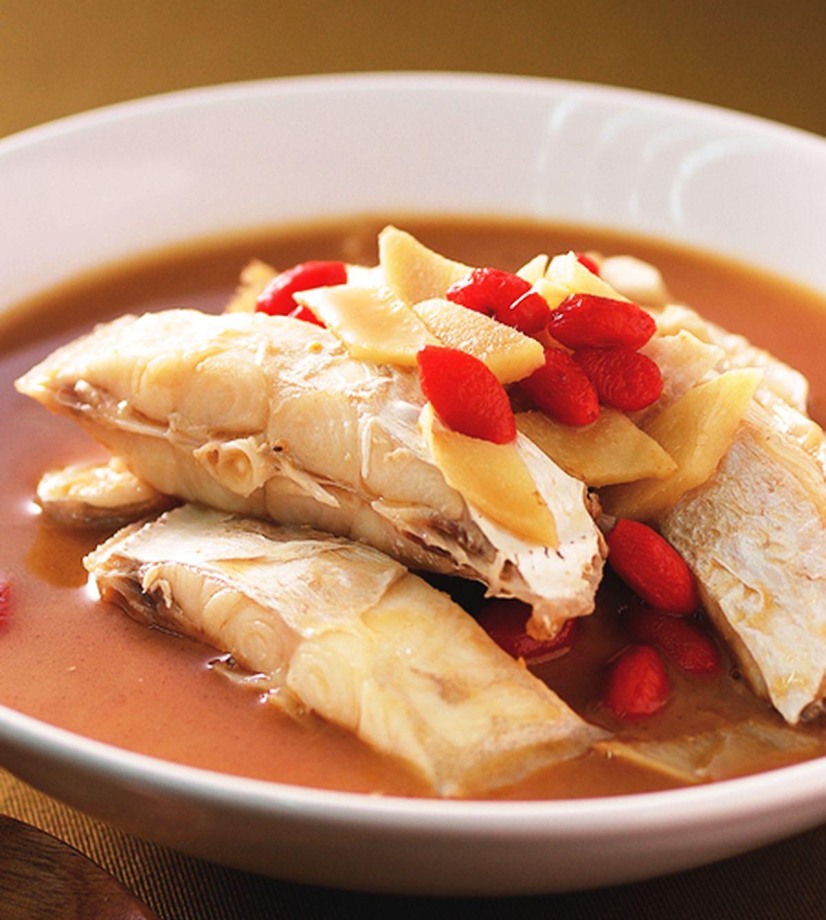 食譜:麻油魚片