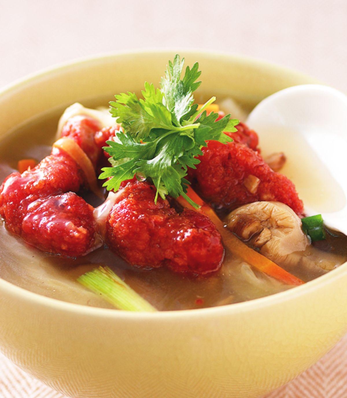食譜:紅燒鰻(1)