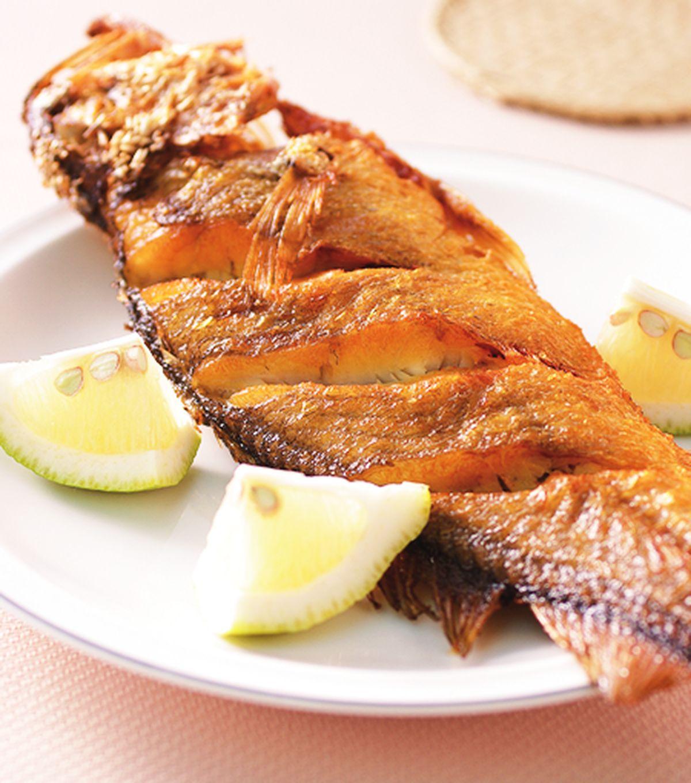 食譜:醃燻黃魚