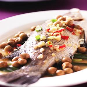 樹子蒸魚(1)