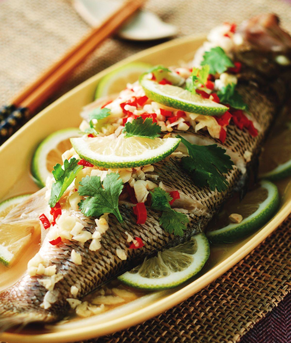 食譜:泰式檸檬魚(2)
