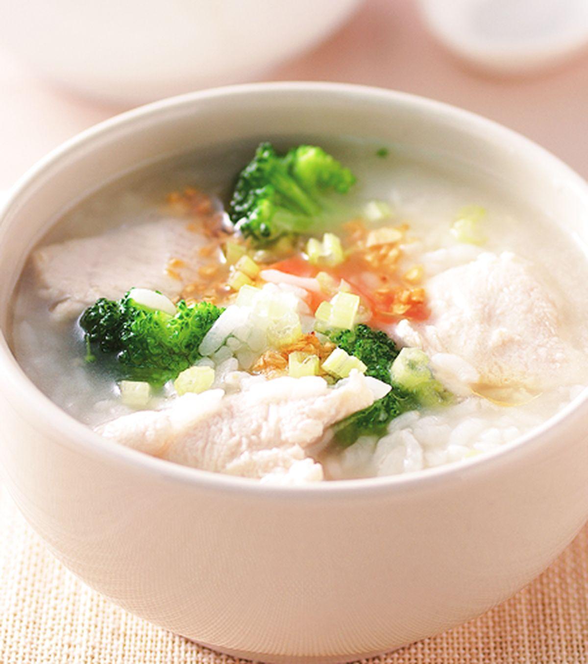 食譜:魚片粥(1)