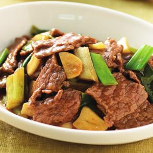 蔥爆牛肉(11)
