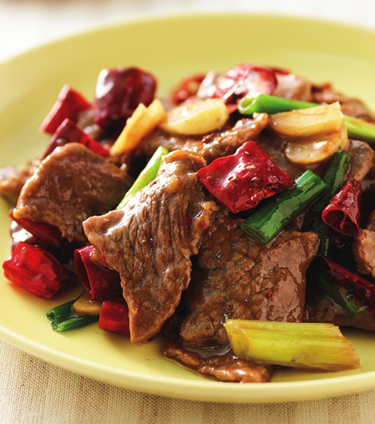 食譜:宮保牛肉(3)