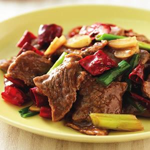 宮保牛肉(3)