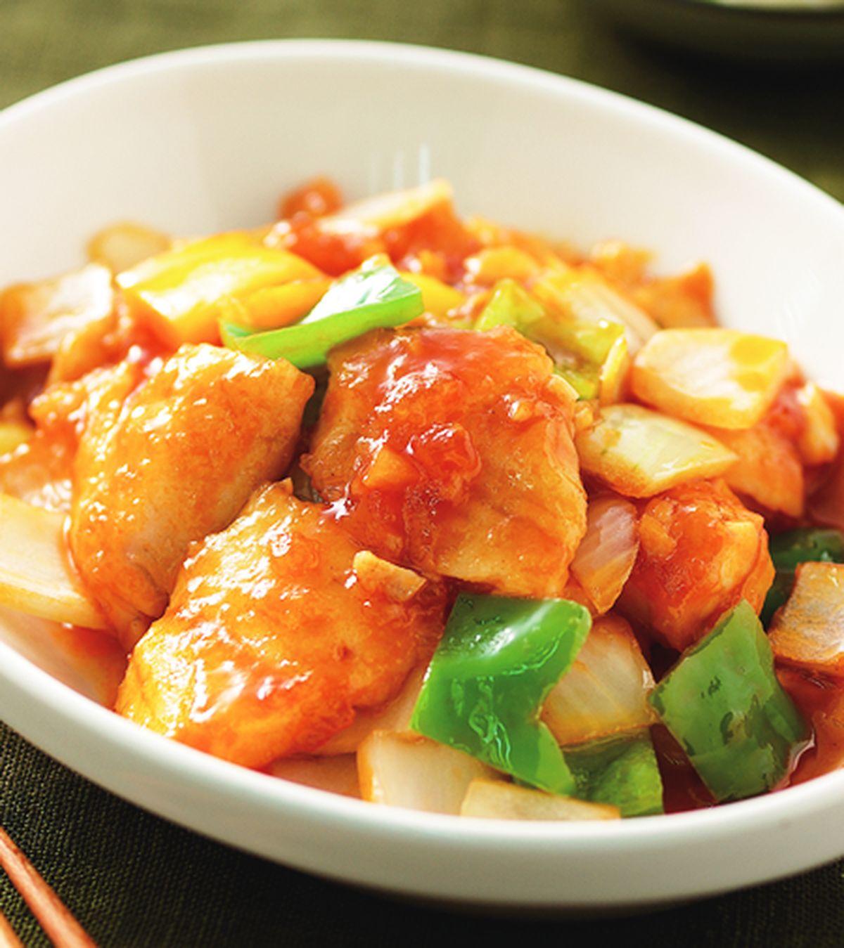 食譜:醋溜魚片(1)