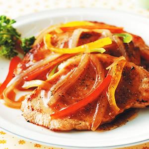 洋蔥豬排(2)