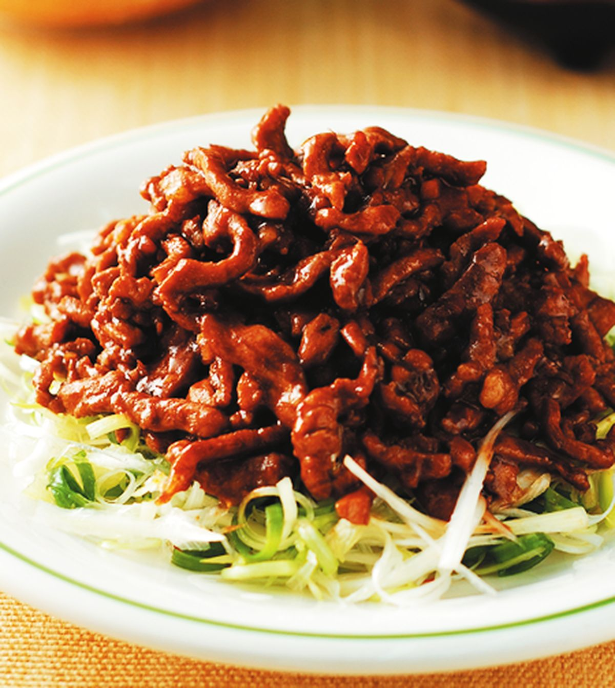 食譜:京醬肉絲(3)