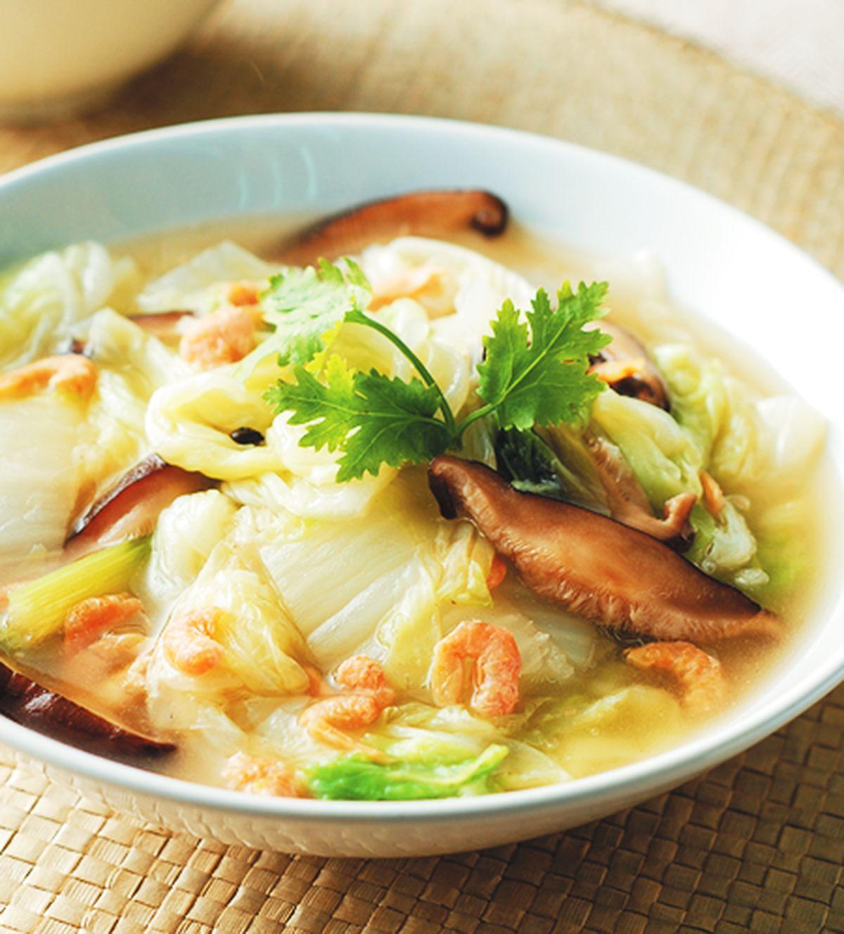 食譜:開陽白菜(10)