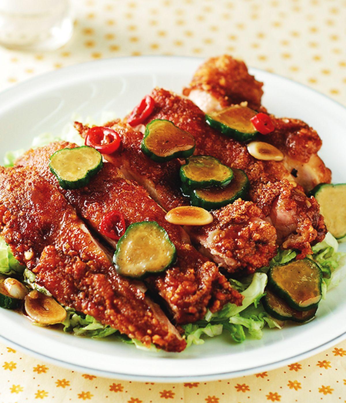 食譜:泰式椒麻雞(1)