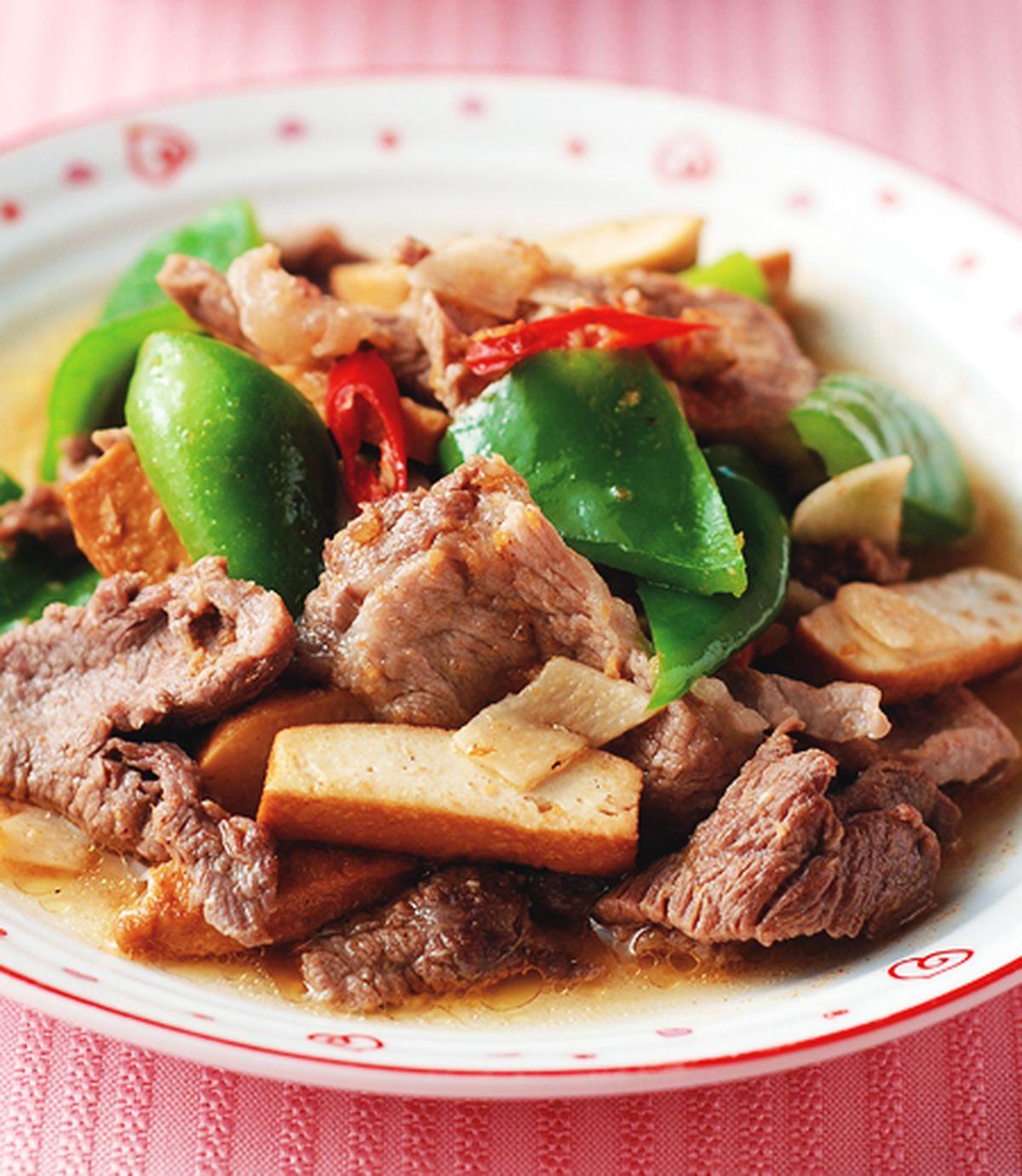 食譜:回鍋肉(6)