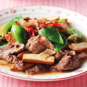 回鍋肉(6)