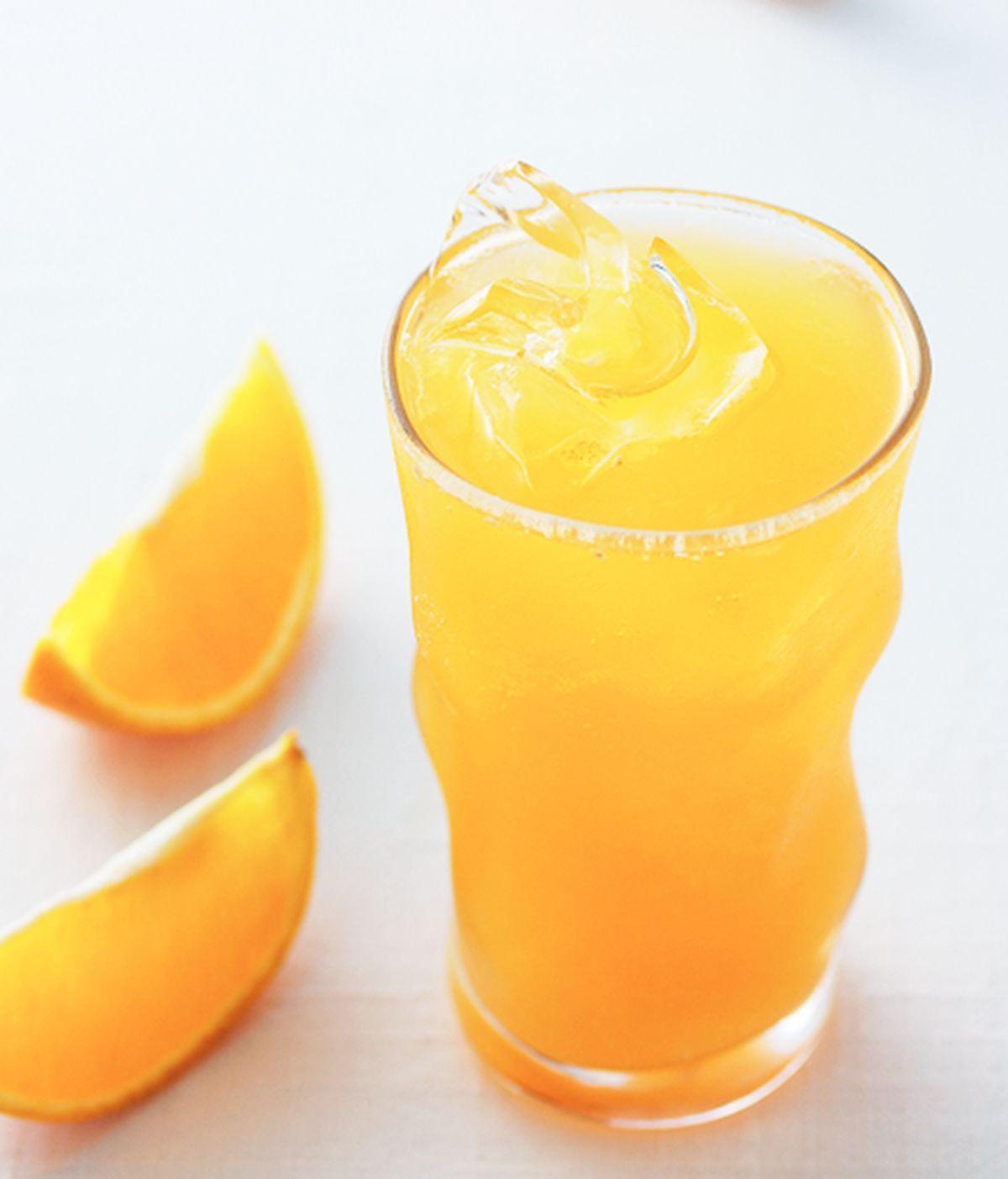 食譜:柳橙紅茶
