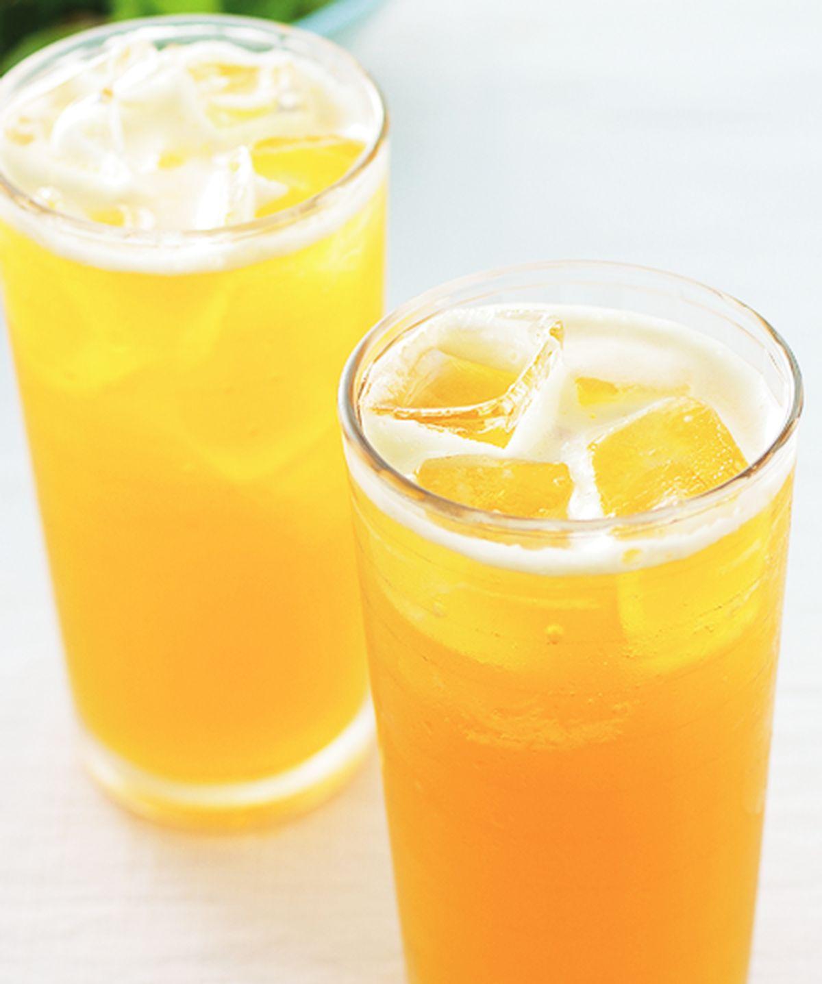 食譜:百香綠茶(1)