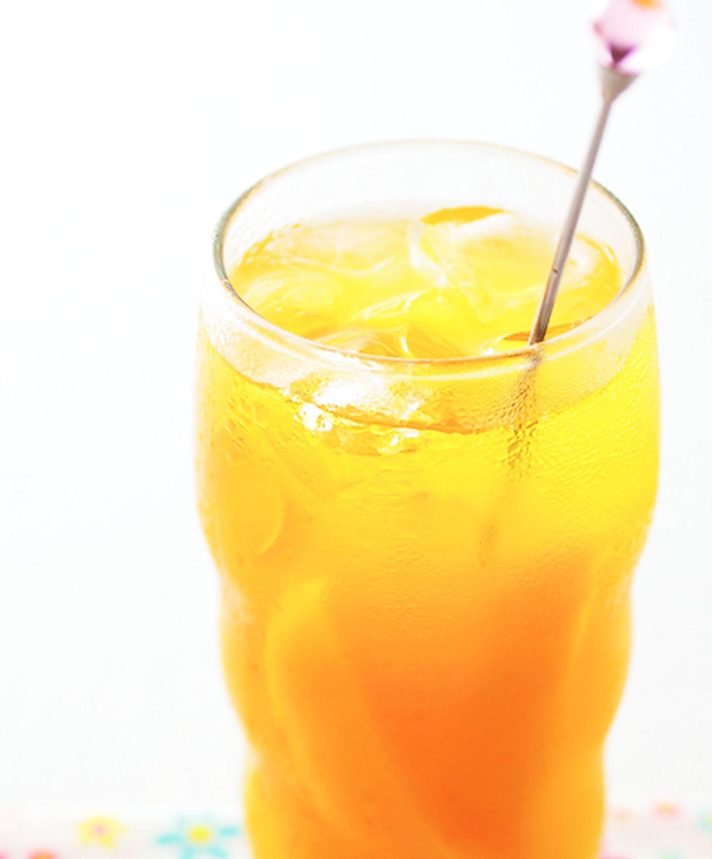 食譜:芒果綠茶
