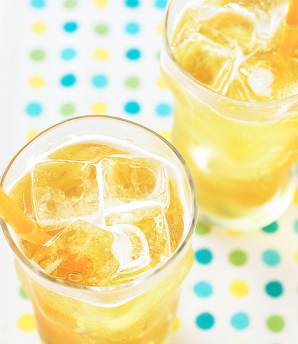 食譜:冰青茶