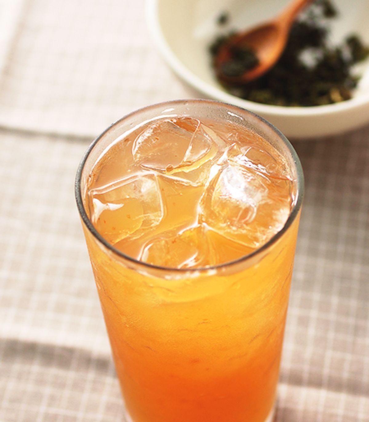 食譜:楊桃釀青茶