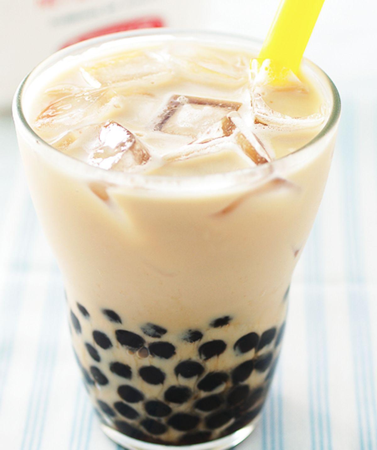 食譜:波霸奶茶
